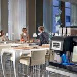 Necta Karisma, Buffet sala colazioni