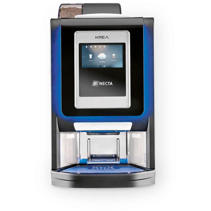 Krea touch Necta macchina per caffè