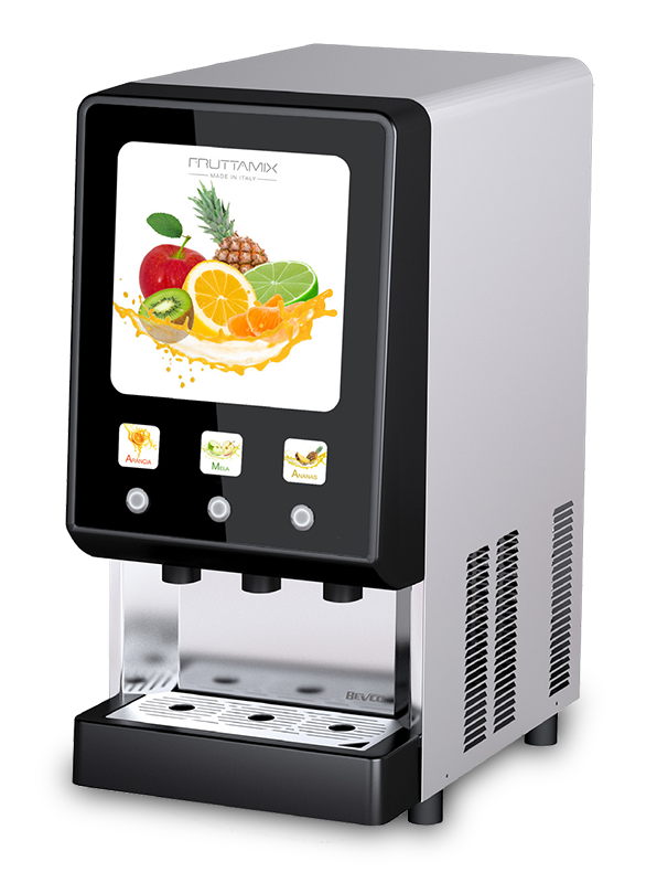 Distributore succhi fruttamix bevco