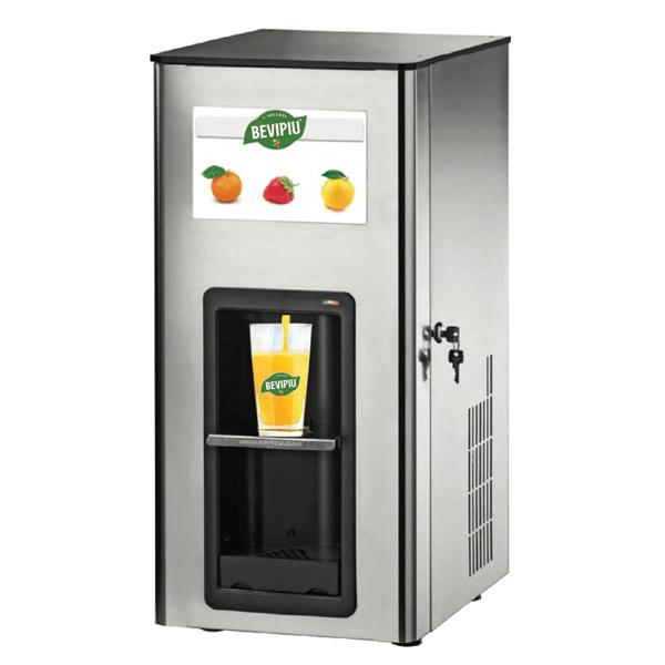Gemini Zerica, dispencer e refrigeratore per succhi di frutta e bibite