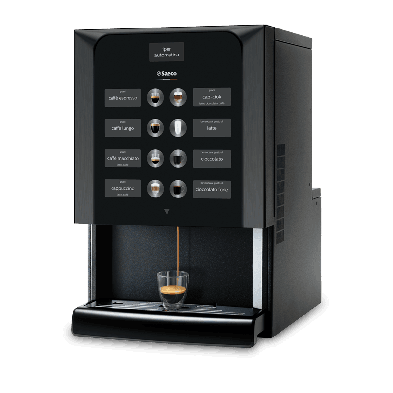 Macchina automatica caffè in grani, Saeco Iperautomatica