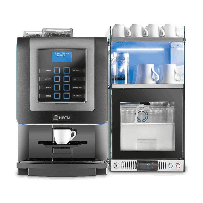 Macchine per prima colazione hotel, Koro Prime latte fresco