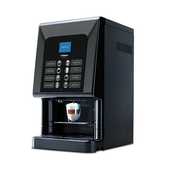 Saeco Phedra Evo Cappuccino, macchina caffè automatica