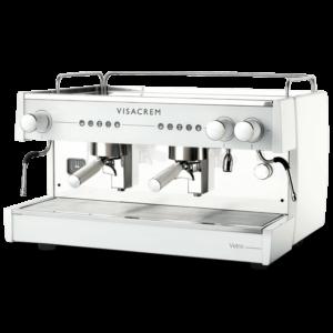 macchina caffè espresso bar vetro visacrem