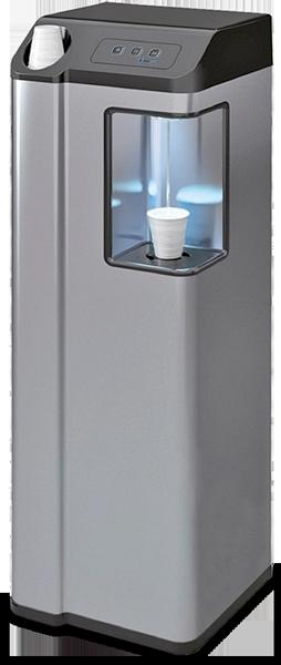 Refrigeratore acqua di rete aquality pou cosmetal