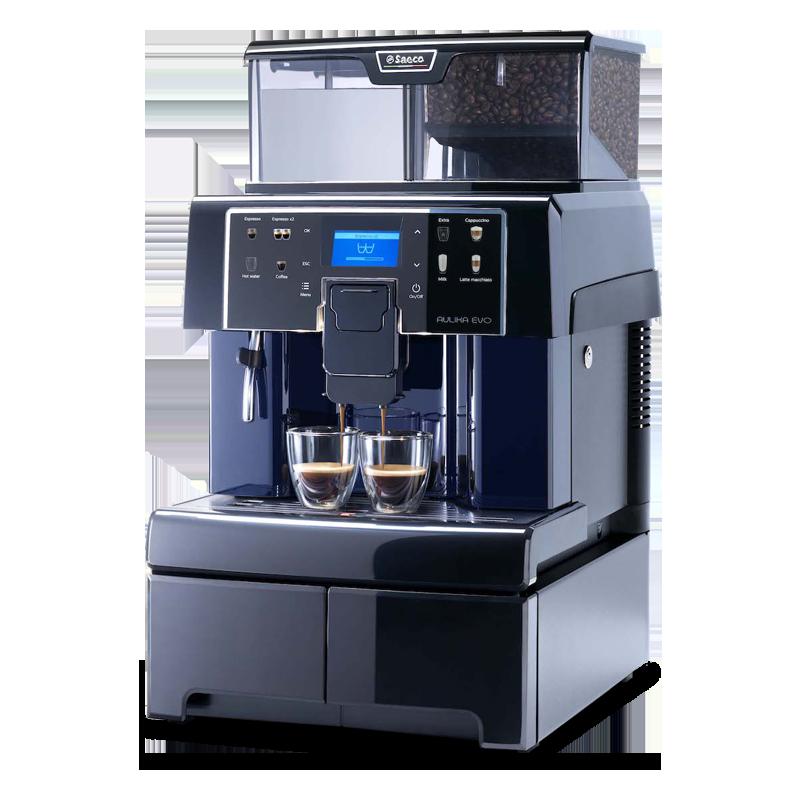 saeco aulika evo macchina da caffè