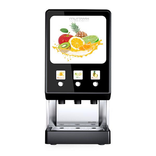 Fruttamix Bevco dispencer refrigeratore per succhi