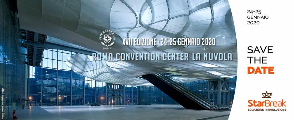 AlbergatoreDay 2020 Roma, invito Starbreak