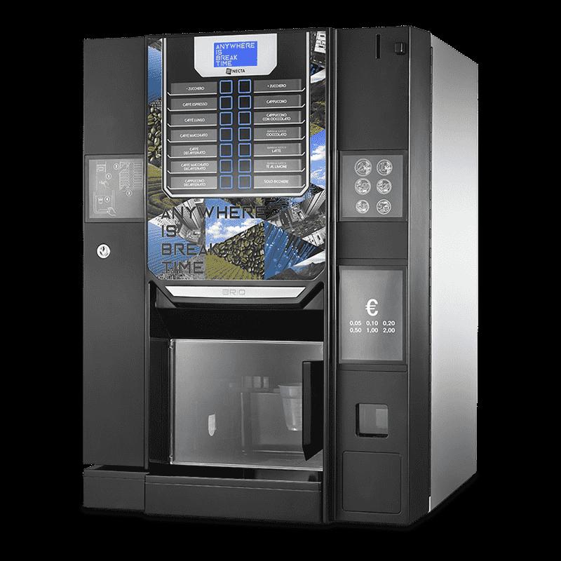 Distributore automatico compatto, Brio Up by Necta
