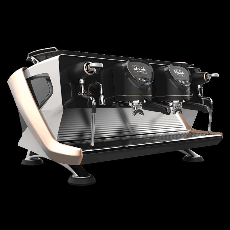 Macchina caffè professionale per bar e caffetterie Gaggia La Reale