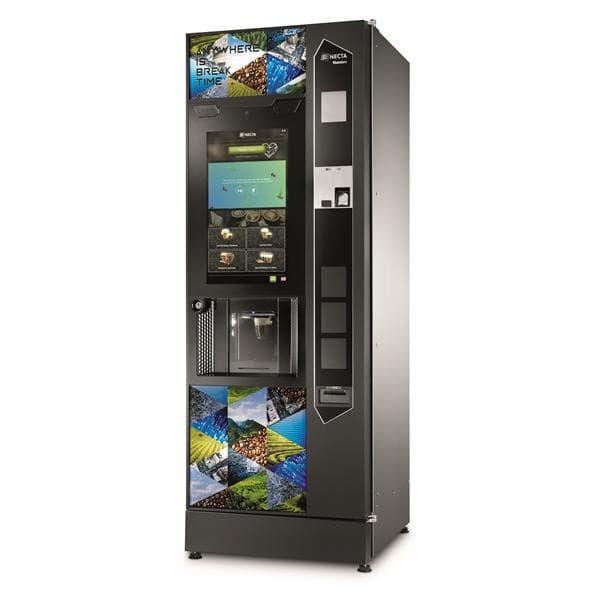 Necta Maestro Touch, distributore automatico caffè top di gamma