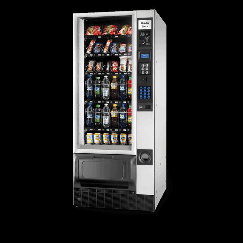 Distributore automatico snack e bibite, Melodia by Necta