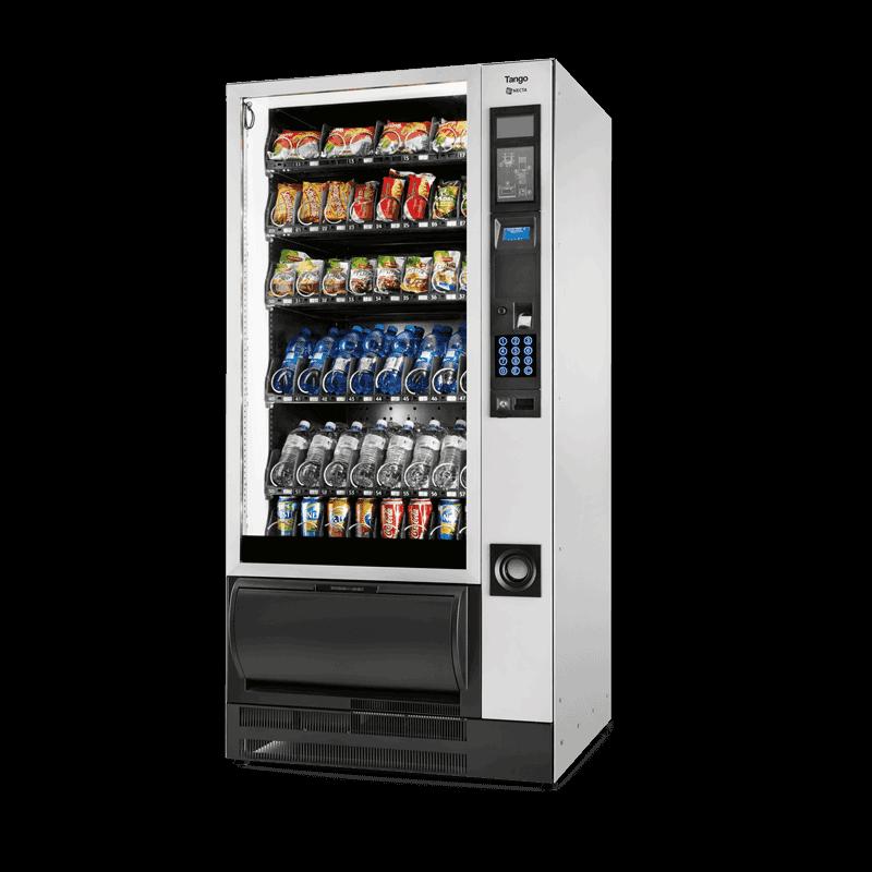 Distributore automatico snack e bibite Tango Necta