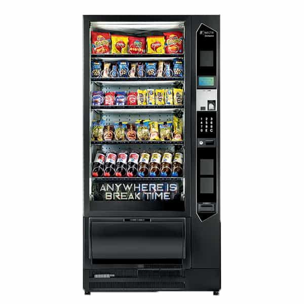 ORCHESTRA, Necta Distributore automatico Snack&Food