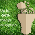 distributore automatico con risparmio energetico
