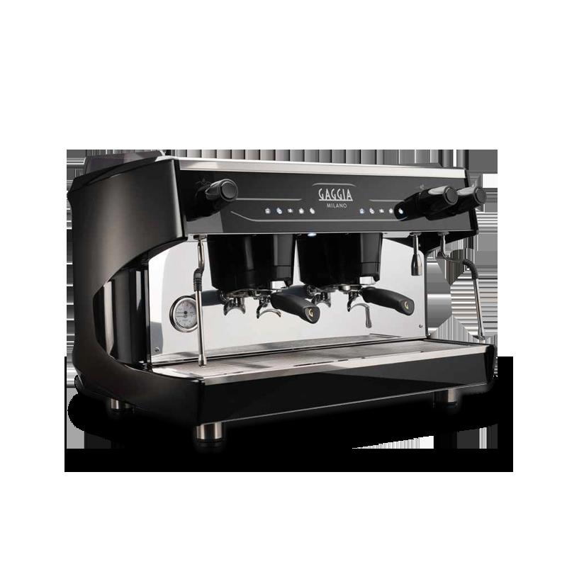 La Decisa Gaggia, macchina da caffè manuale per il bar