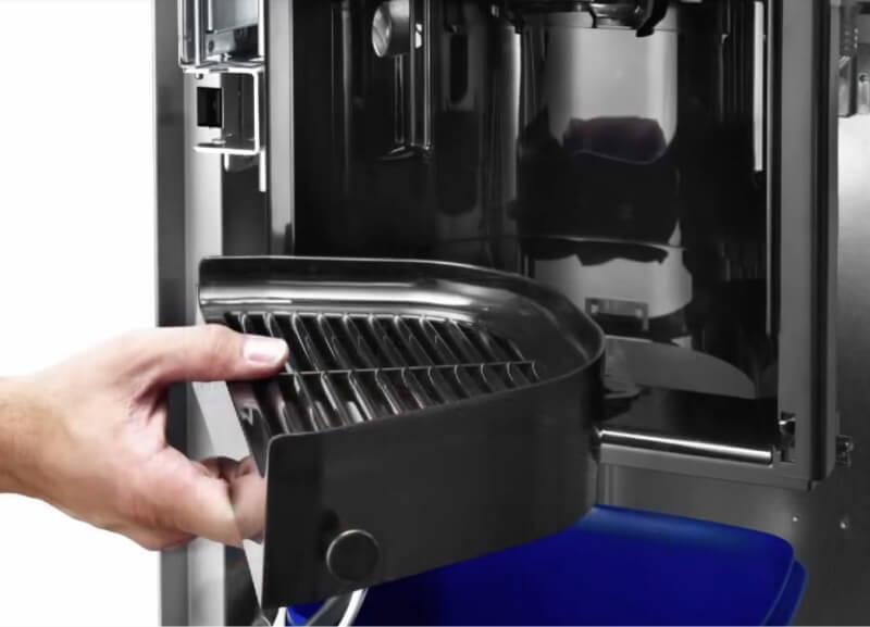 pulizia e sanificazione macchine da caffè