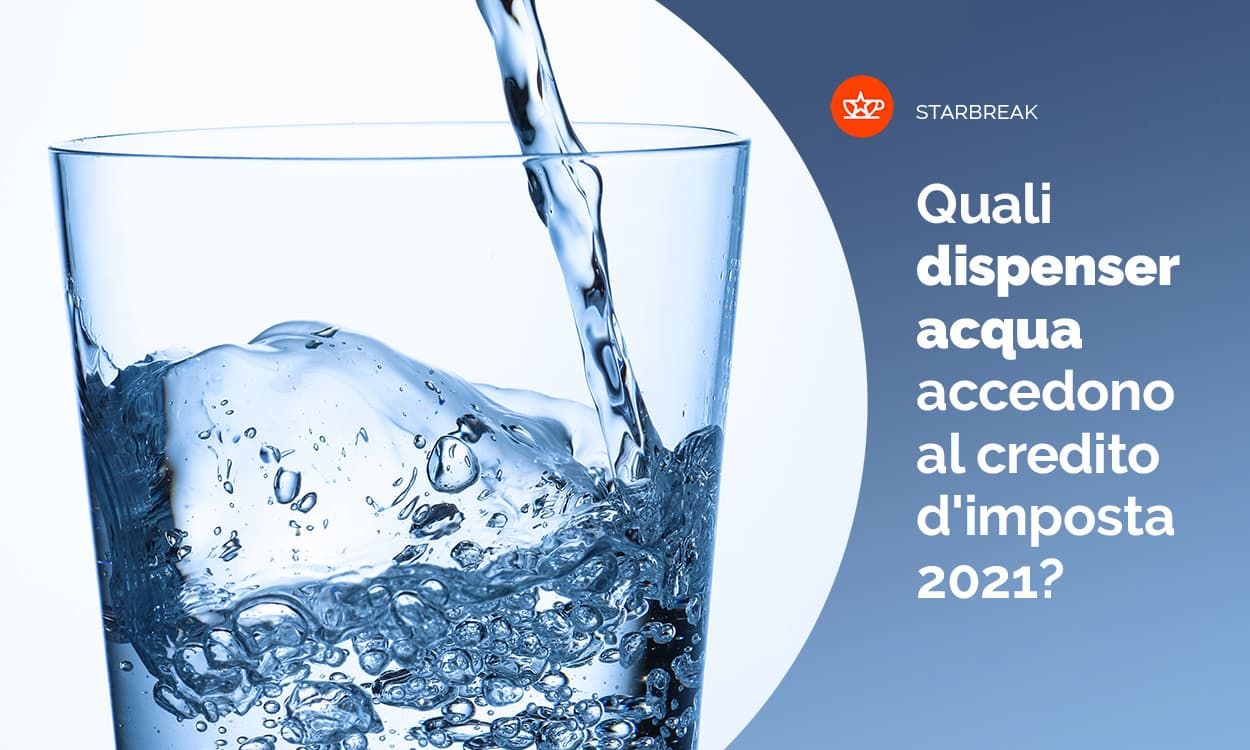 dispenser acqua 2021