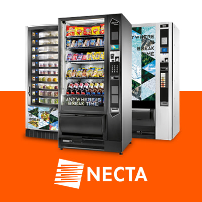 necta distributori automatici snack and drink