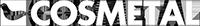 cosmetal logo bianco