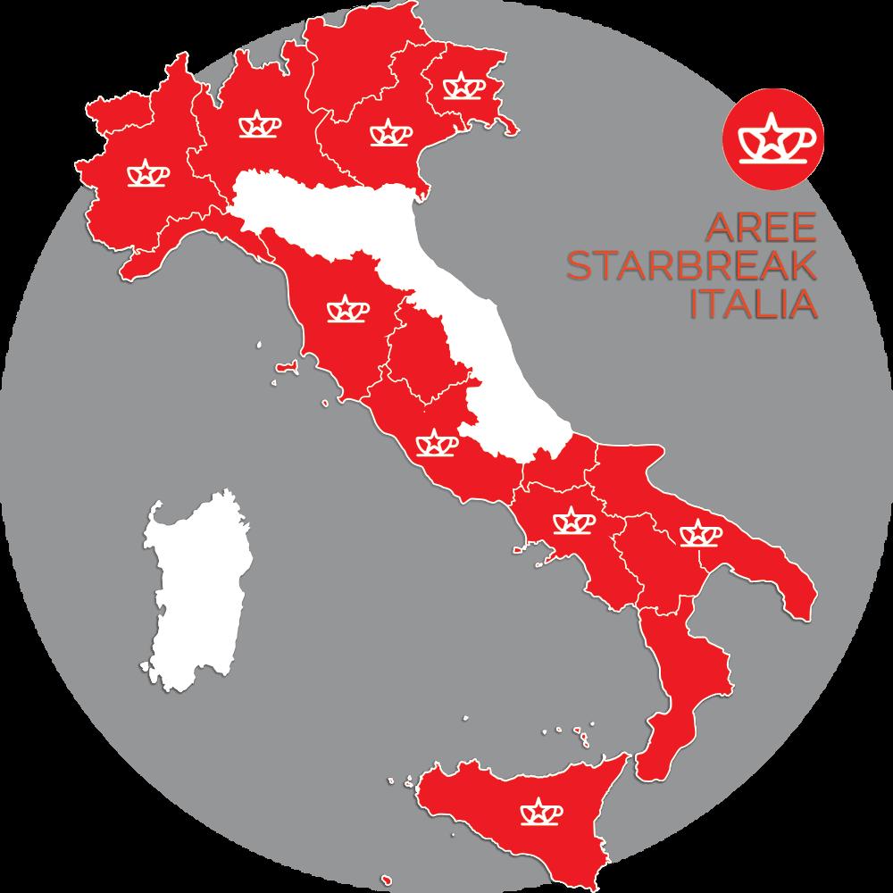 aree starbreak italia 2021