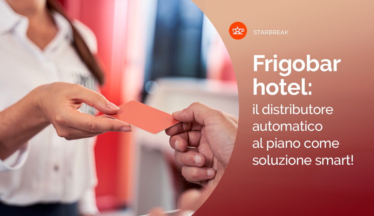 frigobar hotel distributore automatico al piano