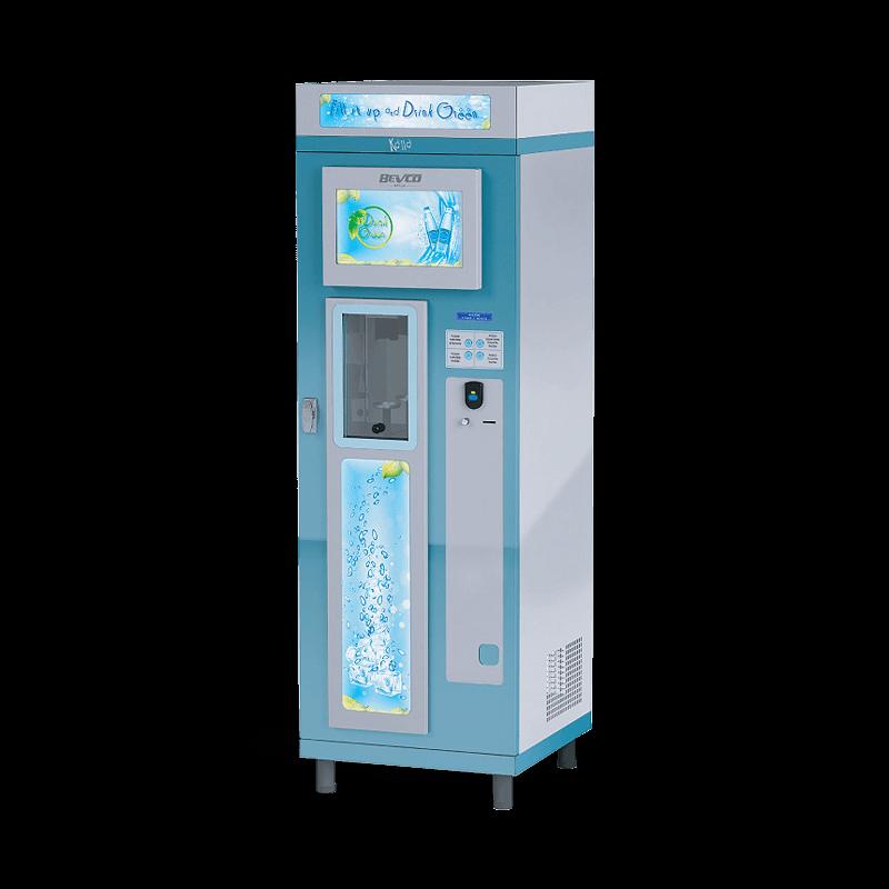 kalla distributore acqua di rete